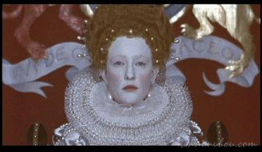 【エリザベス】あらすじと観た感想。25歳のイングランド女王!