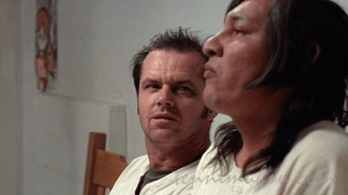 【カッコーの巣の上で】チーフと脱獄を企てるマクマーフィ