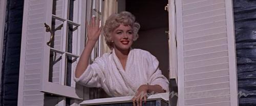かわいいマリリン・モンロー