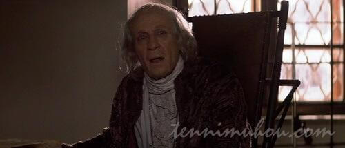 モーツァルトについて語るサリエリ