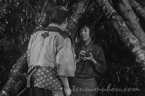 志乃と勝四郎