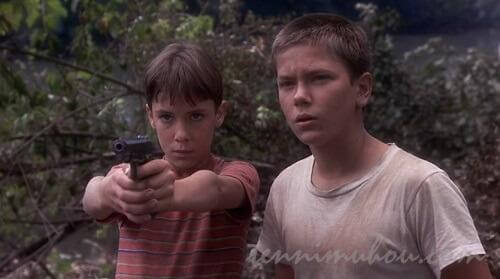 銃を手にしたゴーディ