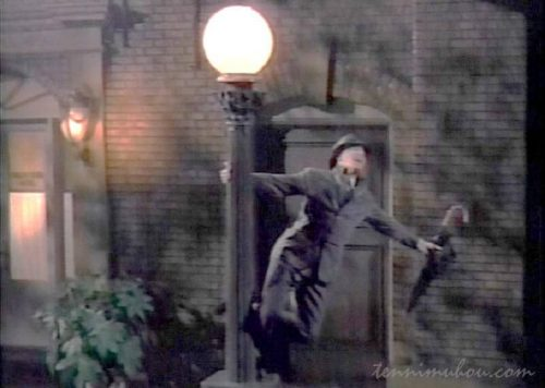 【雨に唄えば】土砂降りの中で踊るドン