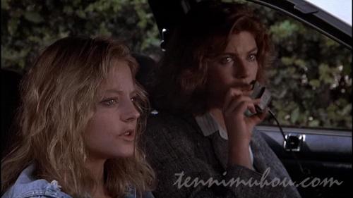 レイプ犯の捜査を始めるキャサリンとサラ