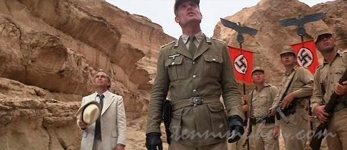 アーク(聖櫃)を狙うナチス