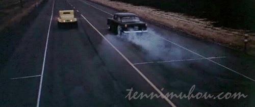 ジョンとファルファーのレース