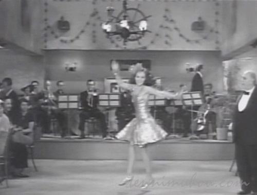 ダンサーになった浮浪少女