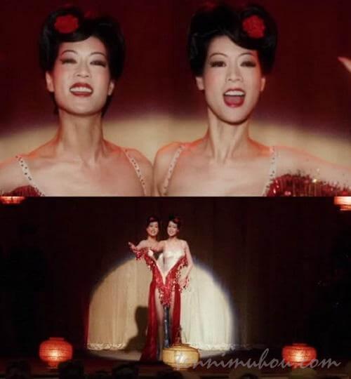 【ビッグ・フィッシュ】双子の歌手