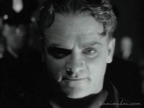 【汚れた顔の天使】ジェームズ・キャグニー