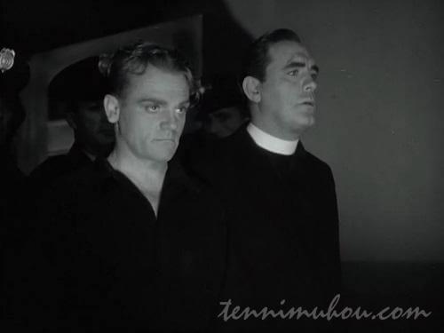 ジェームズ・キャグニーとパット・オブライエン