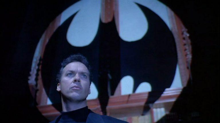 【バットマン リターンズ】マイケル・キートン