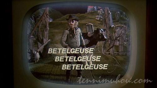 ベテルギウス=ビートルジュース