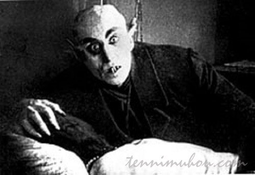 【吸血鬼ノスフェラトゥ】マックス・シュレック