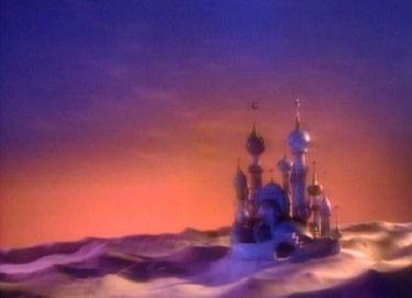 【ティム・バートンのアラジンと魔法のランプ】あらすじと感想。初期の短編のひとつ