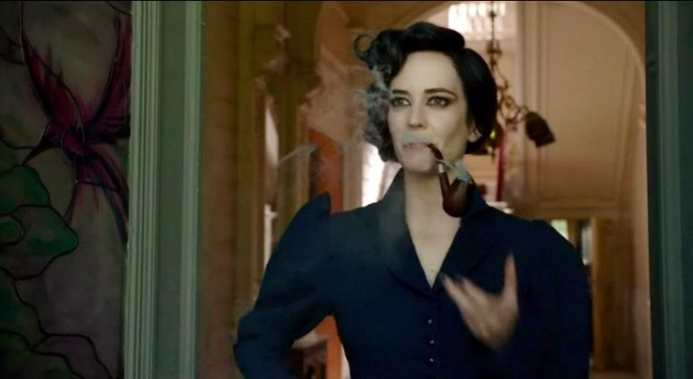 【ミス・ペレグリンと奇妙なこどもたち】エヴァ・グリーン