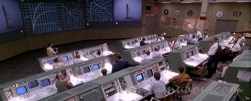 【アポロ13】管制センター
