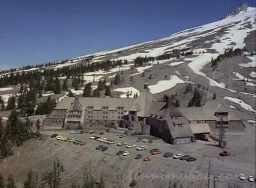 【シャイニング(1980)】オーバールック・ホテル