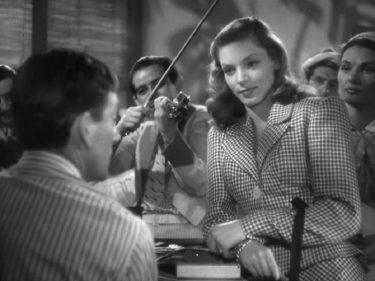 【脱出(1944)】あらすじと感想。ハンフリー・ボガート&ローレン・バコール版ね