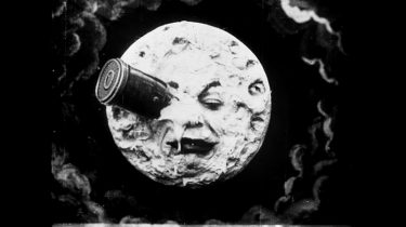 【月世界旅行(1902)】あらすじと観た感想。カラー版も存在した驚きの技術
