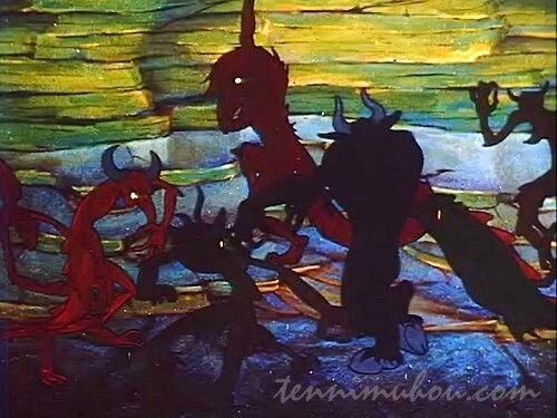 【ファンタジア(1940)】魑魅魍魎