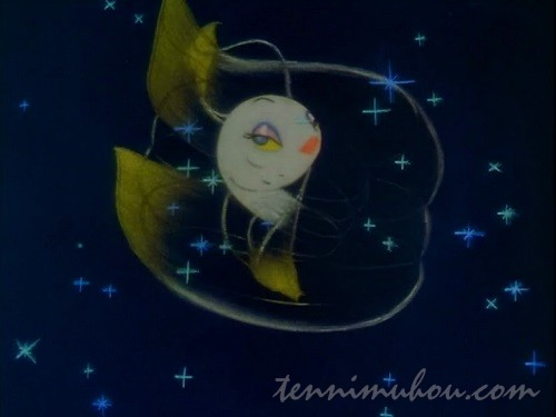 【ファンタジア(1940)】クレオパトラみたいな金魚