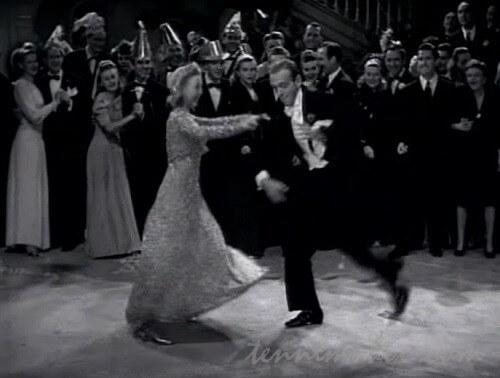 """【スイング・ホテル】フレッド・アステアの""""酔っ払いダンス"""""""