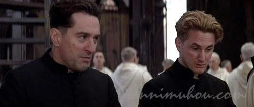 【俺たちは天使じゃない】神父に化けるネッドとジム