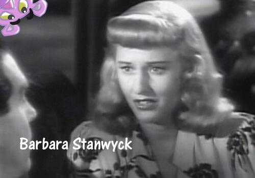 バーバラ・スタンウィック