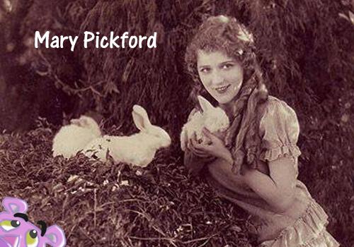 メアリー・ピックフォード