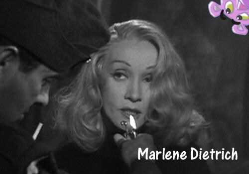 マレーネ・ディートリヒ