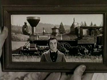 【キートンの大列車追跡】或いは【キートン将軍】のあらすじと観た感想