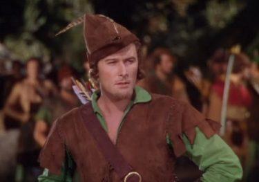 【ロビンフッドの冒険】あらすじと観た感想。中世イングランドの伝説上の義賊