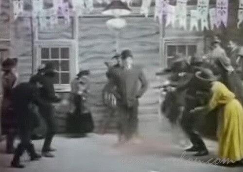 【大列車強盗(1903)】