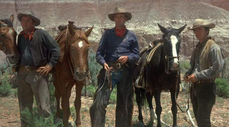 【旋風の中に馬を進めろ】ジャック・ニコルソン