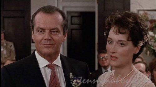 【心みだれて】ジャック・ニコルソンとメリル・ストリープ