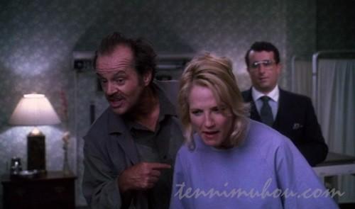 【お気にめすまま(1992)】ジャック・ニコルソンとエレン・バーキン