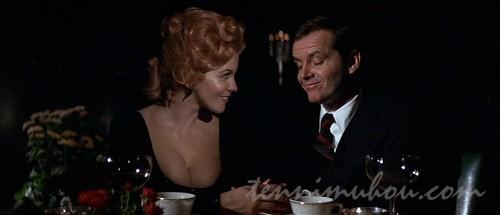 【愛の狩人】ジャック・ニコルソンとアン=マーグレット
