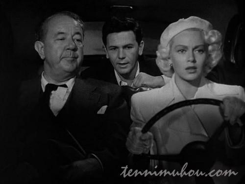 【郵便配達は二度ベルを鳴らす(1946)】ラナ・ターナーとジョン・ガーフィールド