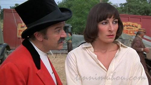 【郵便配達は二度ベルを鳴らす(1981)】アンジェリカ・ヒューストン