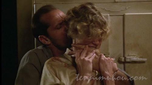 【郵便配達は二度ベルを鳴らす(1981)】ジャック・ニコルソンとジェシカ・ラング