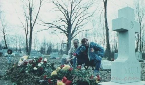 【バッファロー'66】ベン・ギャザラとアンジェリカ・ヒューストン