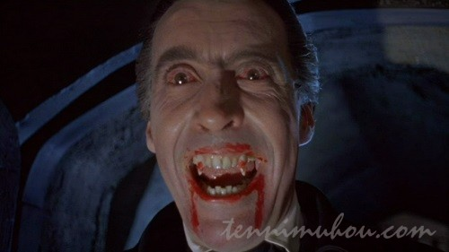 【吸血鬼ドラキュラ】クリストファー・リー