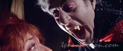 【吸血鬼(1967)】ロマン・ポランスキー&シャロン・テート夫妻共演作