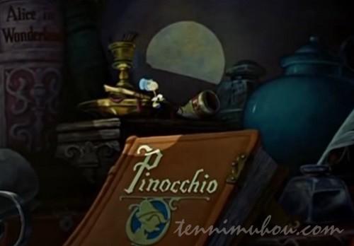 """【ピノキオ】""""星に願いを"""""""