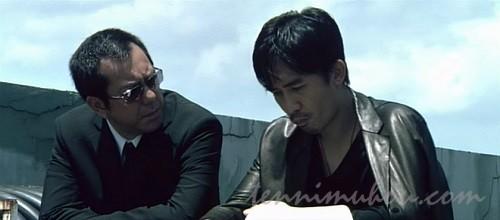【インファナル・アフェア】アンソニー・ウォンとトニー・レオン
