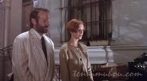 【フィッシャー・キング】ロビン・ウィリアムズとアマンダ・プラマー
