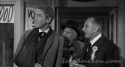 【リバティ・バランスを射った男】ジョン・ウェイン、ジェームズ・ステュアート、リー・マーヴィン