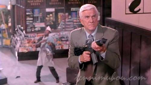 【裸の銃を持つ男 PART33 1/3】アンタッチャブルのパロディ