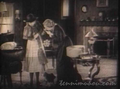 【東への道(1920)】リリアン・ギッシュ