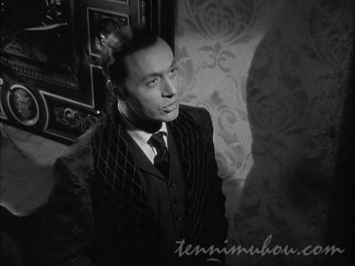 【ガス燈(1944)】シャルル・ボワイエ